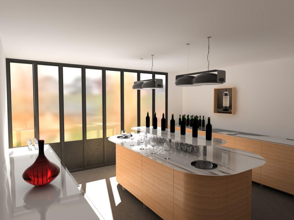 Conception 3D - Architecture d'intérieur
