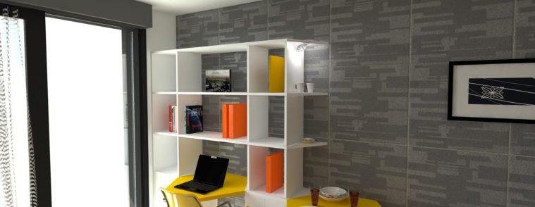 Architecture d'intérieur - Design - modélisation 3D
