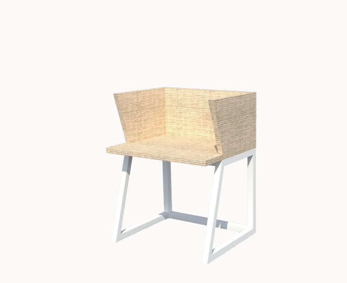 conception mobilier en 3D