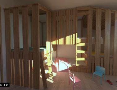 Prévisualisation mobilier en 3D
