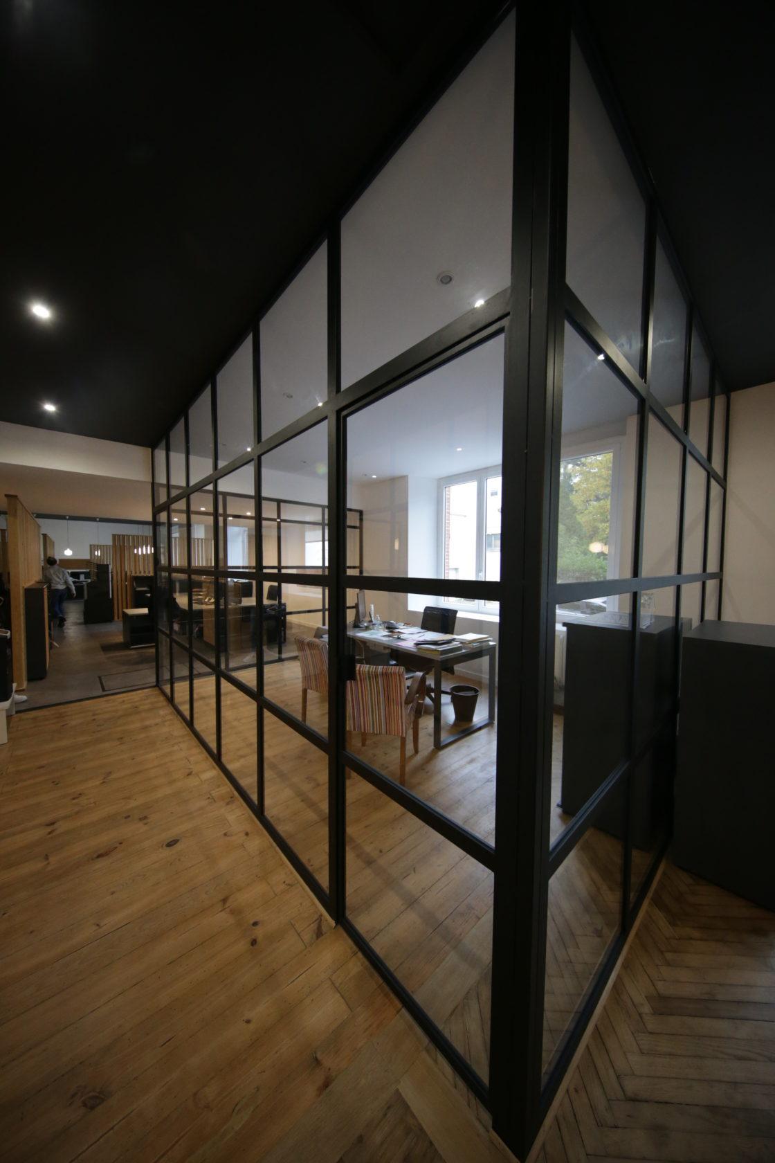 Architecture d'intérieur - Bureau Open Space